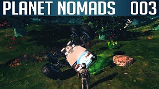 🚀 PLANET NOMADS #03 | Rasante Abfahrt | HC | Gameplay German Deutsch thumbnail