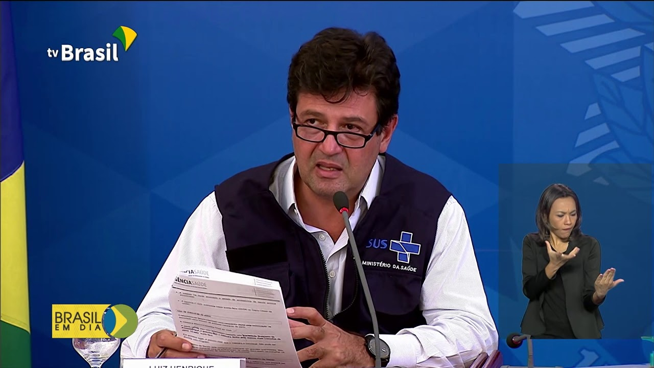 Brasil registra 299 mortes pela #Covid-19