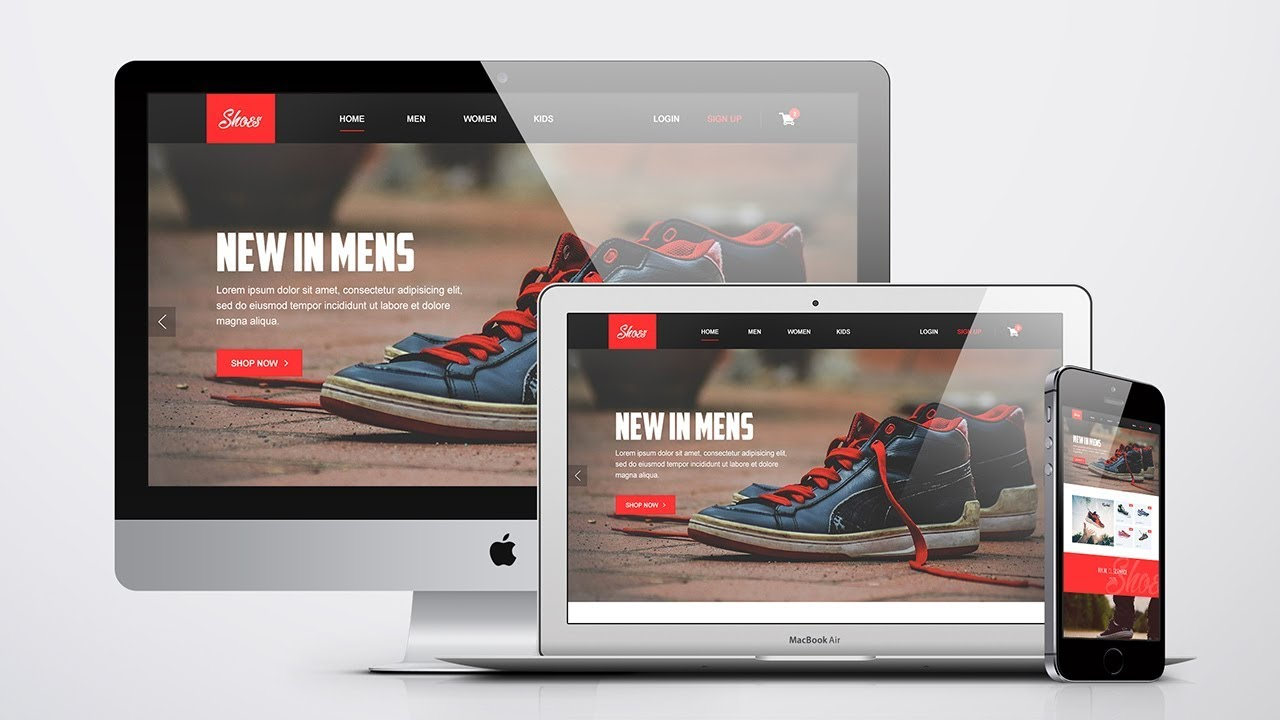 How To Make A Website Mockup In Photoshop CC