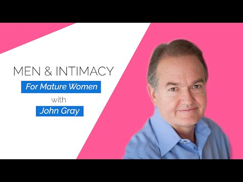 John Gray-Understand Men (& Have Love & Intimacy With A Man)-Men Are From Mars
