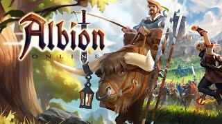 Видеообзор игры Albion Online