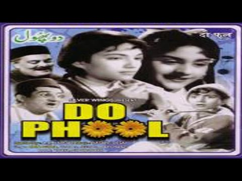 Do Phool (1958) Hindi Full Movie | Kumari Naaz, Master Romi, Vijaya Choudhury | Hindi Classic Movies