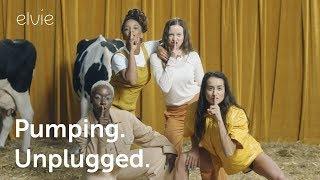 Pumping. Unplugged. - Elvie Pump