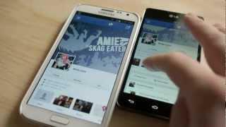 видео Facebook для Android