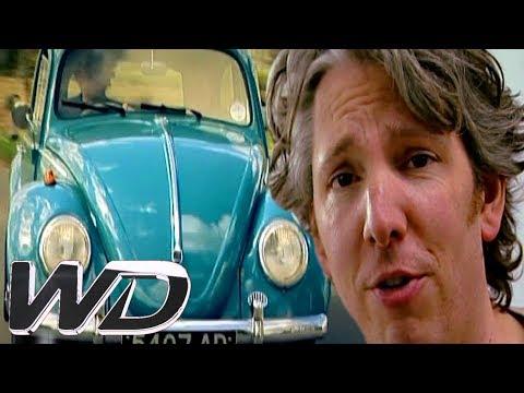 Volkswagen Beetle Gets A Vibrant Blue Paint Job | Wheeler Dealers
