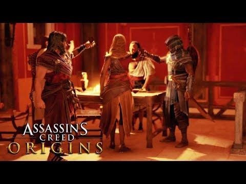 Assassin's Creed Origins Birth of the Assassin Brotherhood