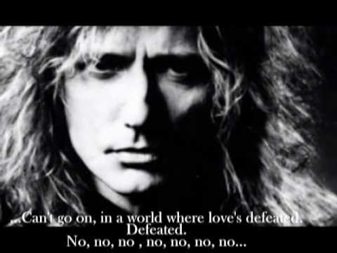 """David Coverdale - """"The Last Note of Freedom"""" (1990)"""