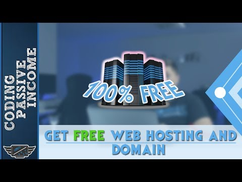 How To Get Free Web Hosting And Domain