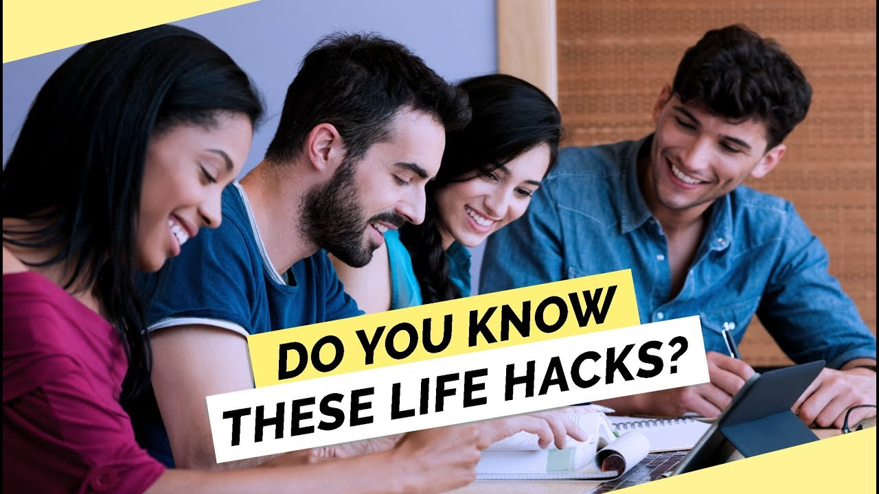 10 Life Hacks Every Student Should Know