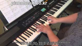 Richard Marx - Right here waiting piano cover