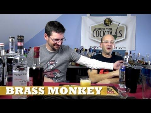 Brass Monkey Cocktail