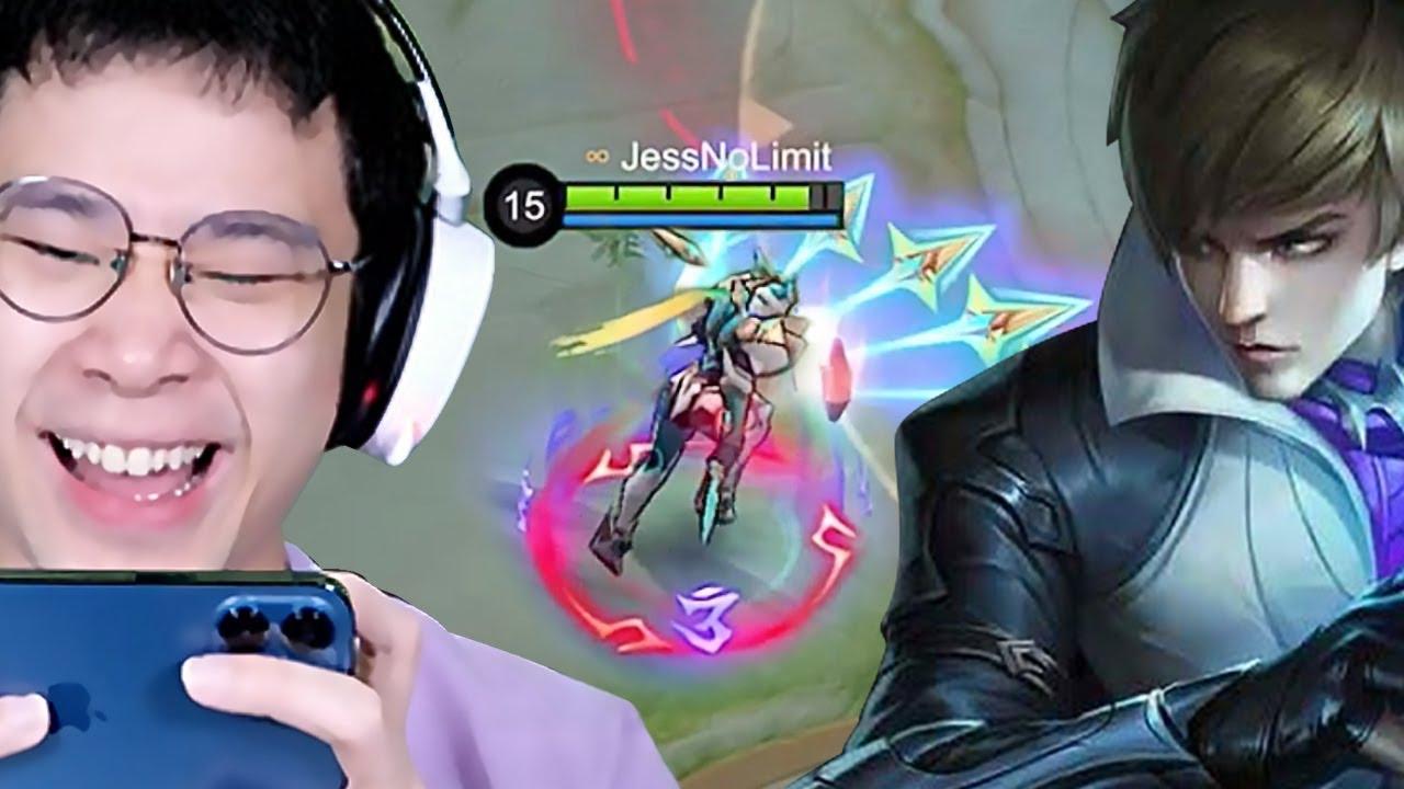 Akhirnya Gusion Kembali! - Mobile Legends