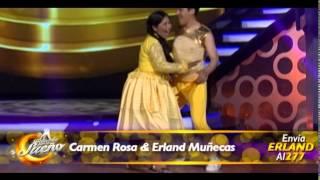 Bailando Bolivia - Carmen Rosa & E