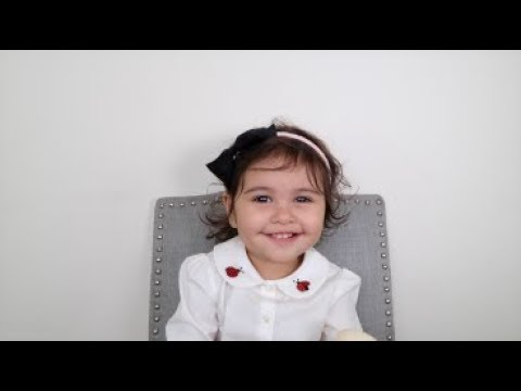 THE CUTEST BABY INTERVIEW!!! (INTERVIEW WITH A ONE-YEAR-OLD)