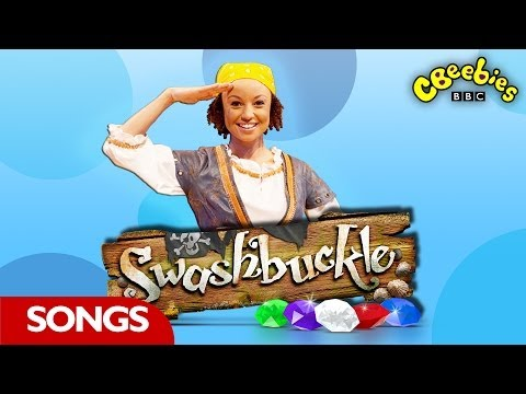 CBeebies: Swashbuckle - Learn the Salute