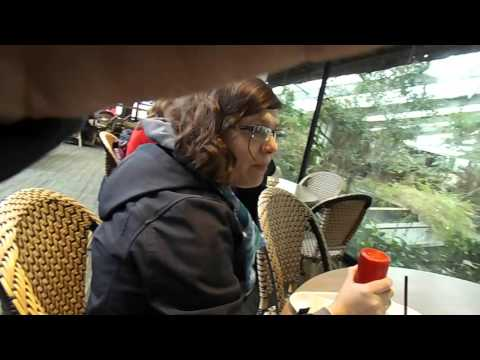 Miguel and Erin at Omaha's Henry Doorly Zoo part 7