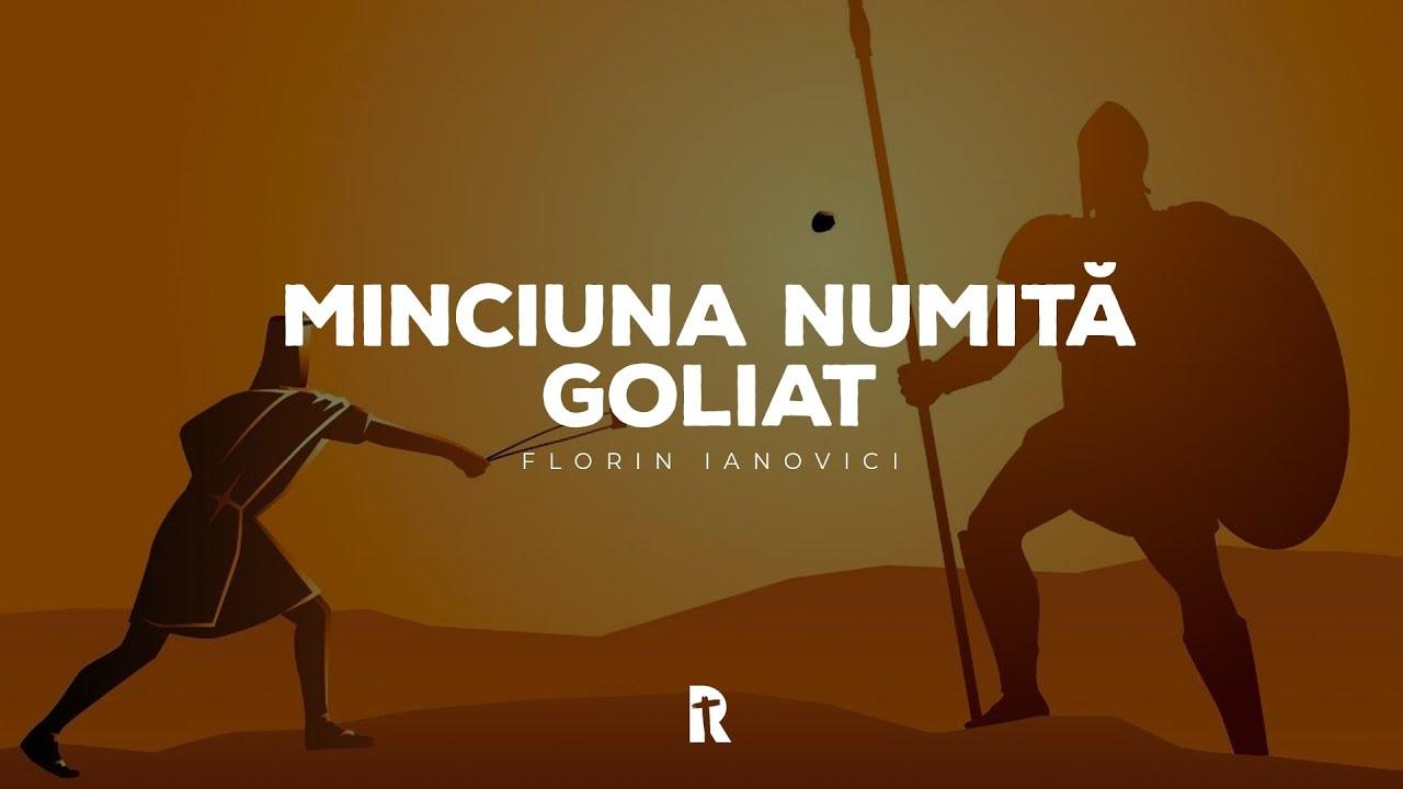 Florin Ianovici - Minciuna numită Goliat   BISERICA RENOVATIO