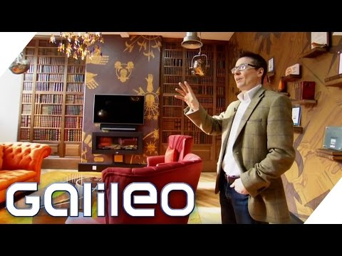 Traumjob: Arbeiten für den besten Chef der Welt | Galileo | ProSieben