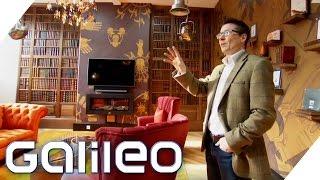 Traumjob: Arbeiten für den besten Chef der Welt   Galileo   ProSieben