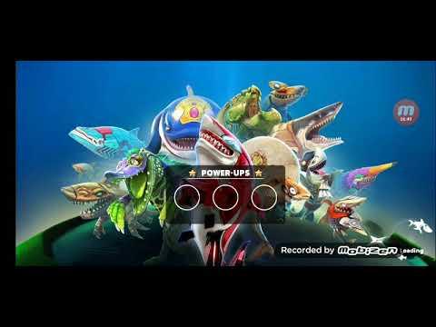 Part 2 review hiu-hiu di hungry shark world