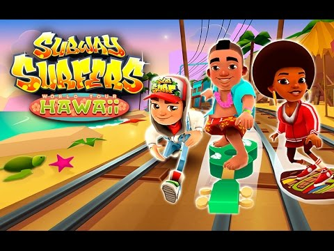Subway Surfers World Tour 2017 - Hawaii