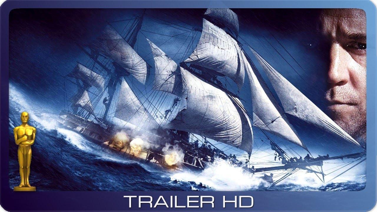 Master And Commander ≣ 2003 ≣ Trailer ≣ German | Deutsch