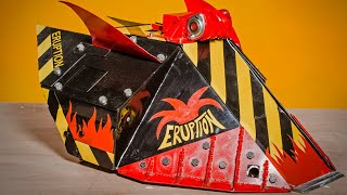 Eruption - Series 9 All Fights (Re-Done) - Robot Wars - 2017