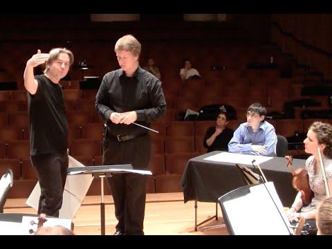 Trailer: Esa-Pekka Salonen at the University of Louisville School of Music