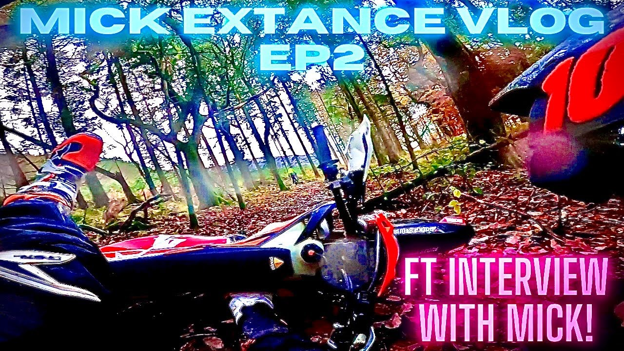 Mick Extance Experience VLOG | EP2 How many Times Did I FALL OFF?! | BIG ANNOUNCEMENT FROM MICK!!!!