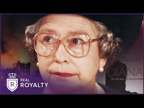 1992: The Year That Rocked The Royal Family | Annus Horribilis | Real Royalty With Foxy Games