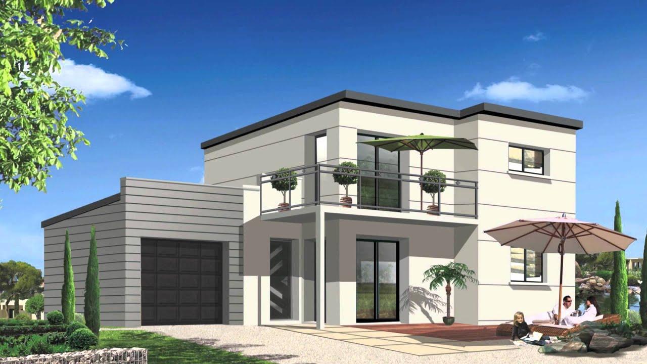Maison Style Californien – Maison Moderne