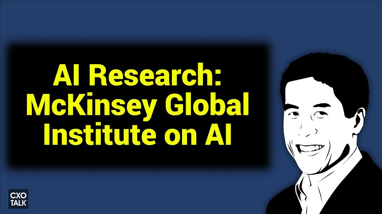 AI Research: McKinsey Global Institute on Artificial