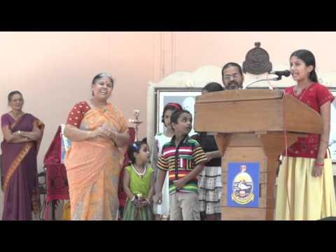 Sanskrit Birthday Song - Janmadinam Janmadinam Priya Sakhe Tava