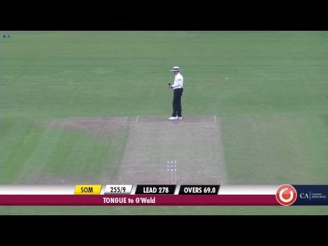 Somerset v Worcestershire - Day Two LIVE