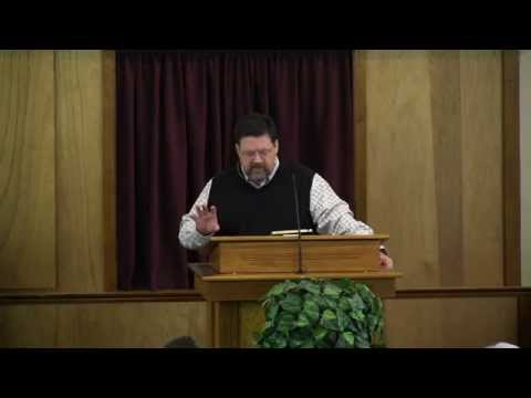 "Phil Johnson #1 / ""Why I Am a Ceasationist"" / 2015 Bible Conference Globe, AZ"