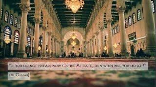 What to do in times of tribulation    imam Al-Ghazali   Shaykh Hamza Yusuf