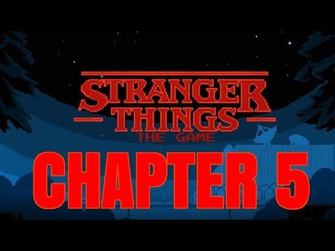 STRANGER THINGS THE GAME Android / iOS Gameplay Trailer | Chapter 5 Library Boss Fight