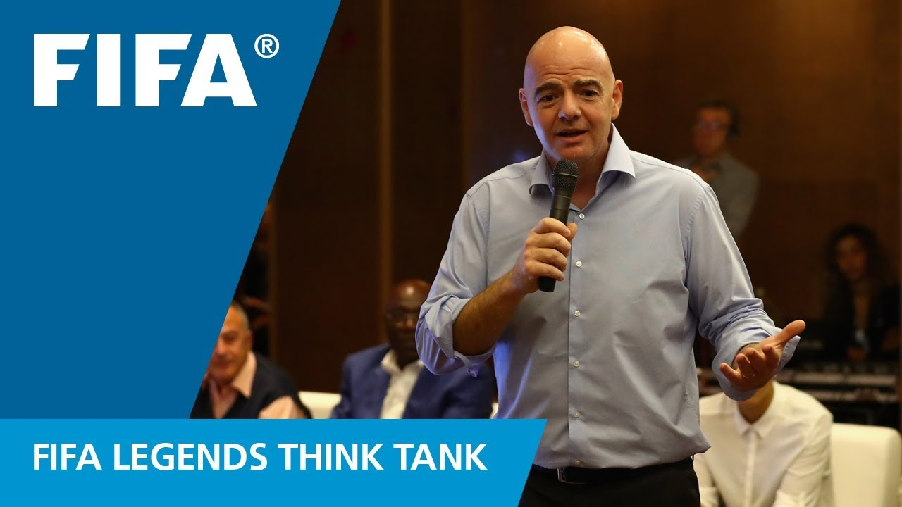 FIFA Legends Think Tank: football heroes have their say on the future of the game