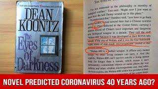 40 Years Ago, A Novel Predicted The Coronavirus Outbreak; Called It Wuhan-400?