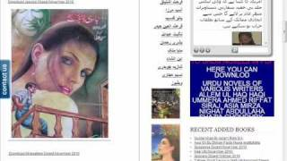 Download urdu novels free