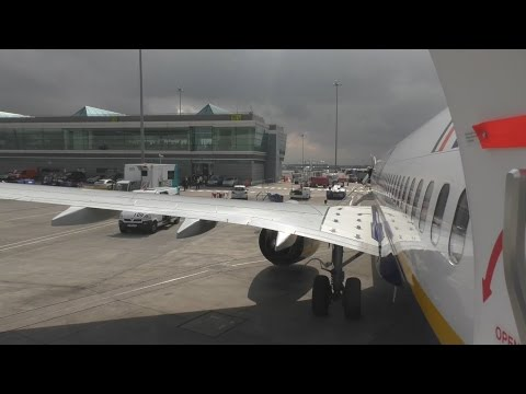Full flight with Ryanair Manchester to Dublin with ATC