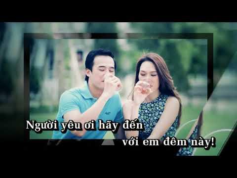 Nguoi Yeu Dau Oi ( My Tam ) Karaoke
