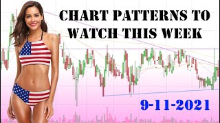 Chart Patterns to Watch This Week 9-11-2021