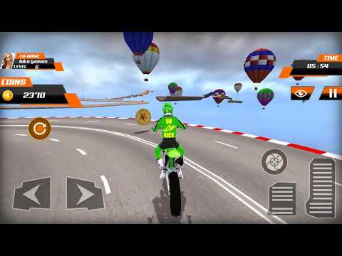 Real Stunt Bike Pro Tricks Master Racing Game 3D - Android Gameplay