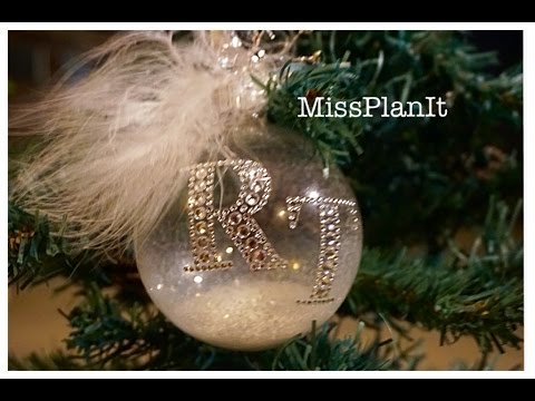 Diy Elegant Ornament Favor For Under 3 50