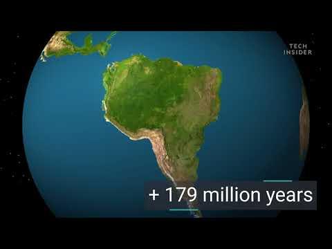 250 milyon yıl sonra dünyamızın hali