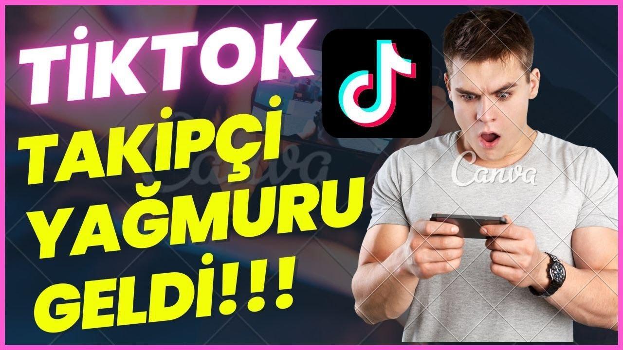 ☑️ TİKTOK TAKİPÇİ HİLESİ 2020 ☑️ /4k üstü takipçi!! (KANITLI VİDEO!) ( tiktok takipçi hilesi 2020 )