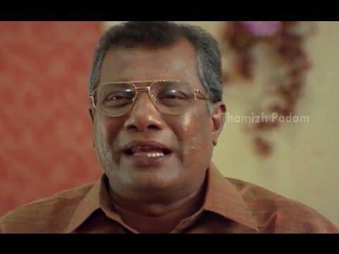 Rajan P. Dev cancelling Mammootty suspension order - Commissioner Eeswar Pandiyan Movie Scenes