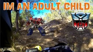 im an adult child biker nerd
