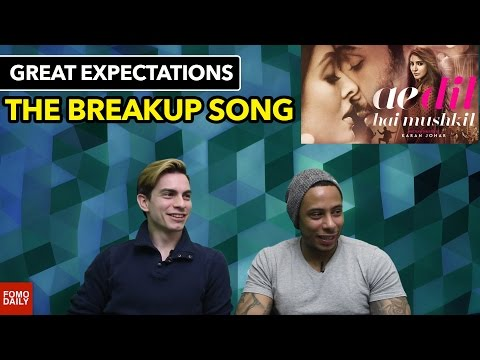"""The Breakup Song"" from Ae Dil Hai..."
